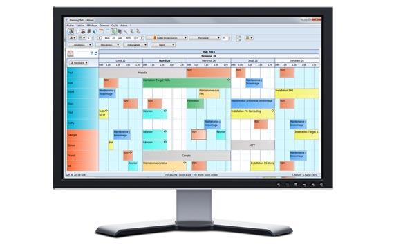 Pianifica con PlanningPME Versione Standard