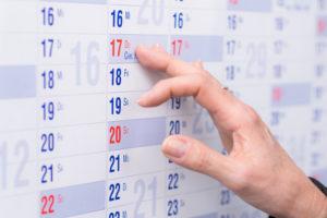 Gestione delle ferie con PlanningPME - accedi all'esempio on line